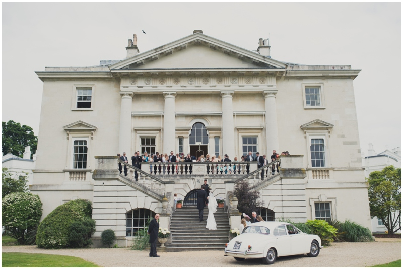Charlotte And Louis S Wedding At The Royal Ballet School White Lodge Richmond Park Kari Bellamy Photography Creative London